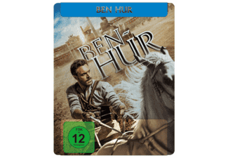 Ben Hur (Steelbook) - (Blu-ray)