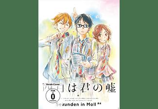 Shigatsu Wa Kimi No Uso-Sekunden in Moll (Vol.4) DVD