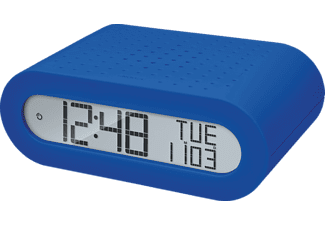 OREGON-SCIENTIFIC Radiowecker RRM 116 blau