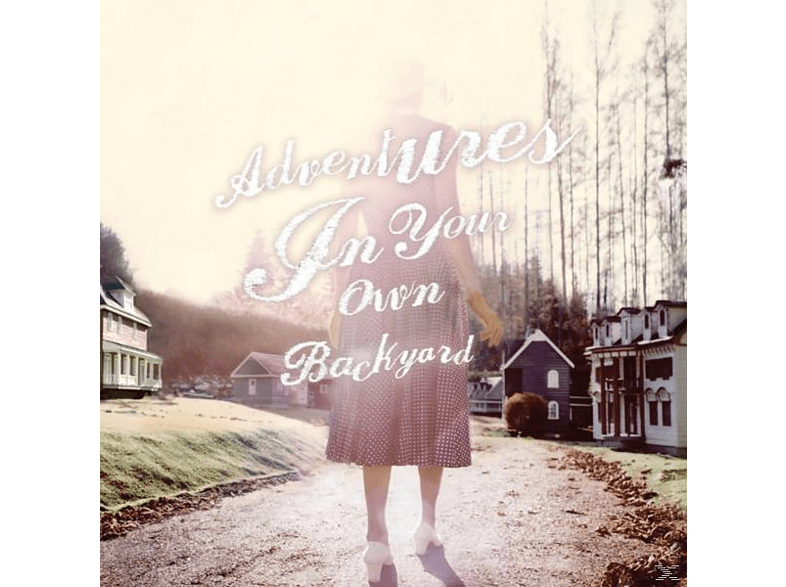 Patrick Watson - Adventures in your own Backyard (Jewel Case) [CD]