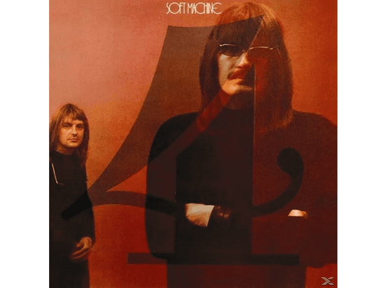 Soft Machine - Fourth  [CD]