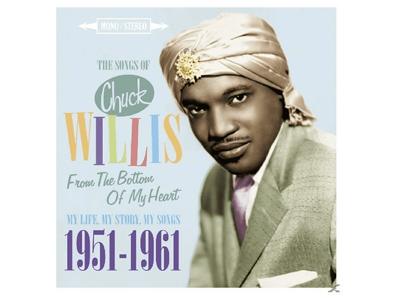 CHUCK A.O. Willis - The Songs Of  [CD]