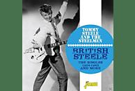 Steele, Tommy & Steelmen, The - British Steele  [CD]