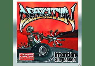 Defecation - Intention Surpassed  - (Vinyl)
