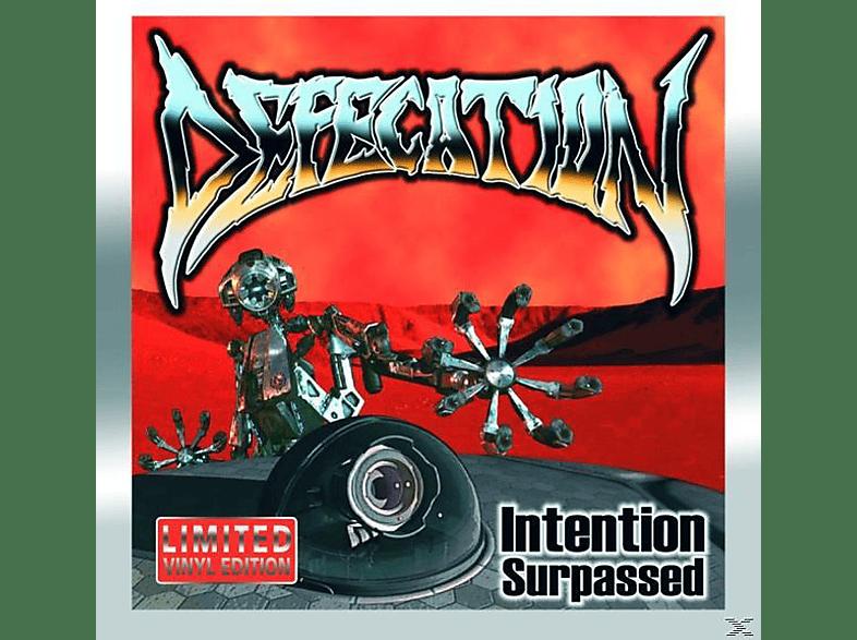 Defecation - Intention Surpassed [Vinyl]
