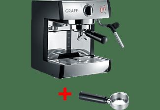 GRAEF ES 702 EU 01 Pivalla Espressomaschine Schwarz