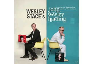 The Jayhawks, Wesley Stace - Wesley Stace's John Wesley Harding  - (Vinyl)