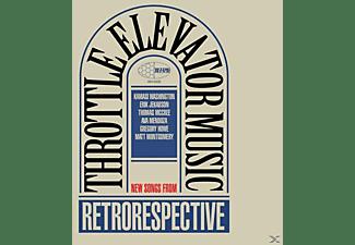 Throttle Elevator Music - RETRORESPECTIVE  - (CD)