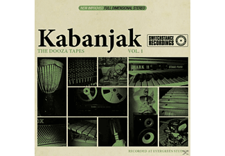 Kabanjak - The Dooza Tapes Vol.1  - (Vinyl)