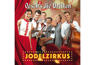 Oesch's Die Dritten - Jodelzirkus  - (CD)