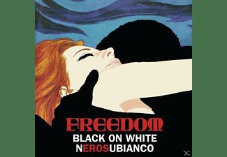 Freedom - Black On White (White Vinyl)  - (Vinyl)