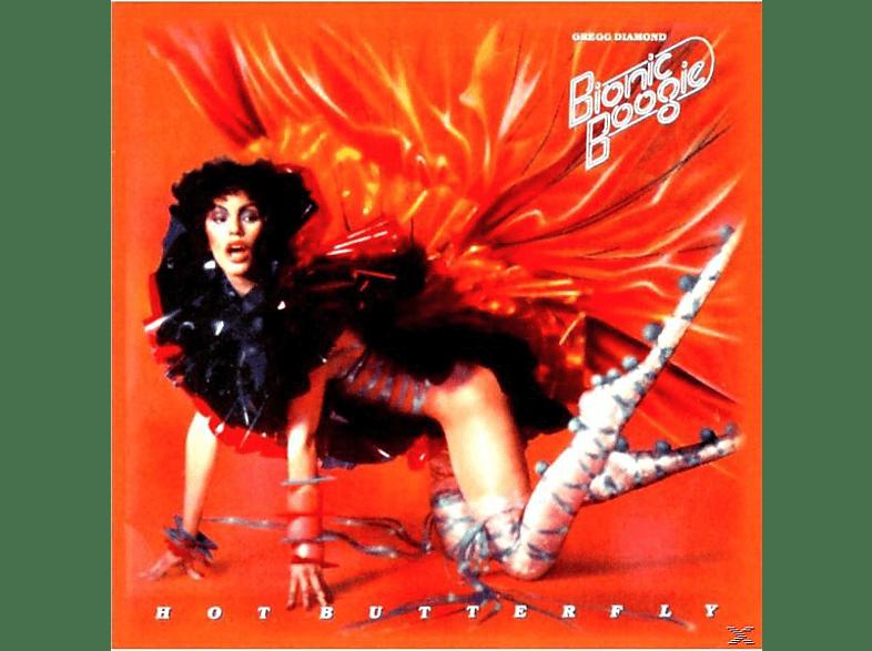 Bionic Boogie - Hot Butterfly-Bonus Tracks E [CD]