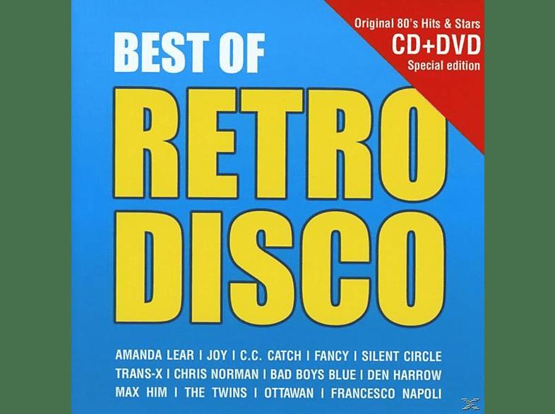 VARIOUS - Best Of Retro Disco [CD + DVD Video]