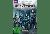 Die Musketiere - Die komplette dritte Staffel [DVD]