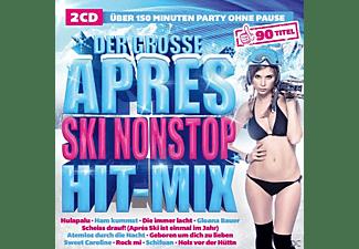 VARIOUS - Der Große Apres Ski Nonstop Hit-Mix  - (CD)