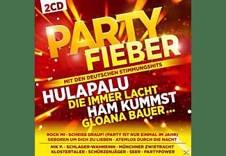 VARIOUS - Partyfieber-inkl.Hulapalu,Die immer lacht  - (CD)