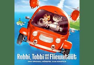 Tobbi Und Das Fliewatüüt Robbi - Robbi,Tobbi...-Original-Hörspiel Zum Kinofilm  - (CD)
