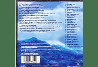 VARIOUS - Vaiana-Original Soundtrack (Englische Version)  - (CD)