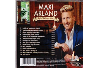 Maxi Arland - Mein Weihnachten  - (CD)