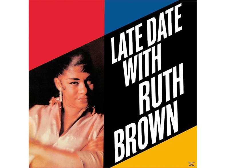 Ruth Brown - LATE DATE WITH RUTH BROWN [Vinyl]