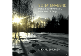 Mikhail Shilyaev, VARIOUS - Sonatenabend.Piano music by Mozart,Beethoven & B - (CD)