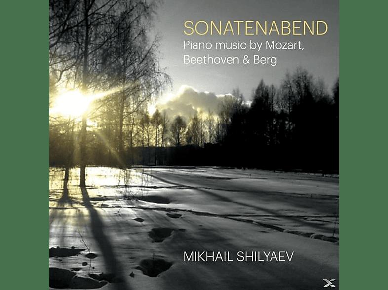 Mikhail Shilyaev, VARIOUS - Sonatenabend.Piano music by Mozart,Beethoven & B [CD]