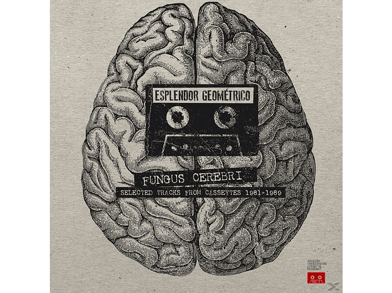 Esplendor Geometrico - Fungus Cerebri [Vinyl]