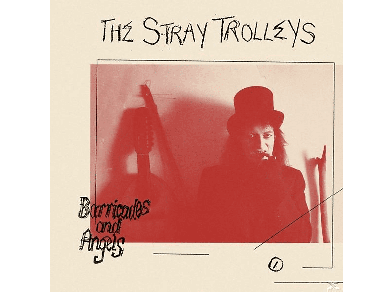 Stray Trolleys - BARRICADES AND ANGELS [CD]