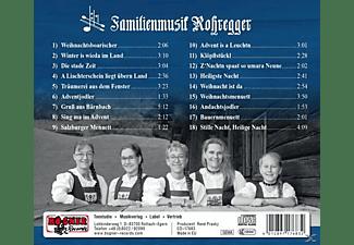 Familienmusik Rohregger - Schea Staad  - (CD)