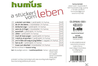 Humus - A Stückerl vom Leben [CD]