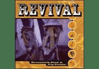 VARIOUS - Revival-Brunswick Stew & Pig Pick  - (CD)