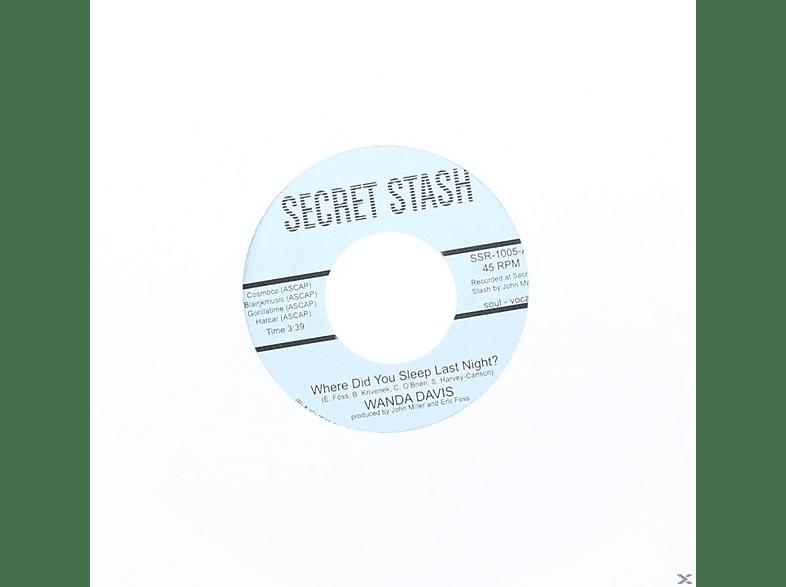 Wanda Davis - Where did you sleep last Night (7Inch) [Vinyl]