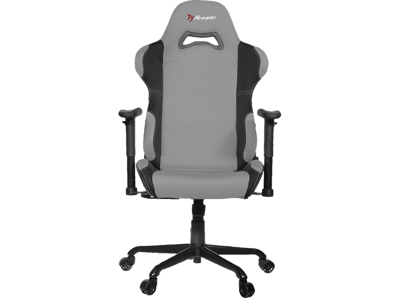 AROZZI Torretta Gaming Stuhl, Grau/Schwarz