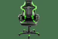 AROZZI Milano Gaming Stuhl, Schwarz/Grün