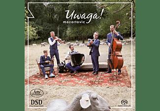 Uwaga!, Max Klaas, VARIOUS - Mozartovic  - (SACD Hybrid)