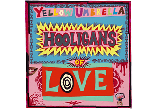 Yellow Umbrella - Hooligans Of Love  - (CD)