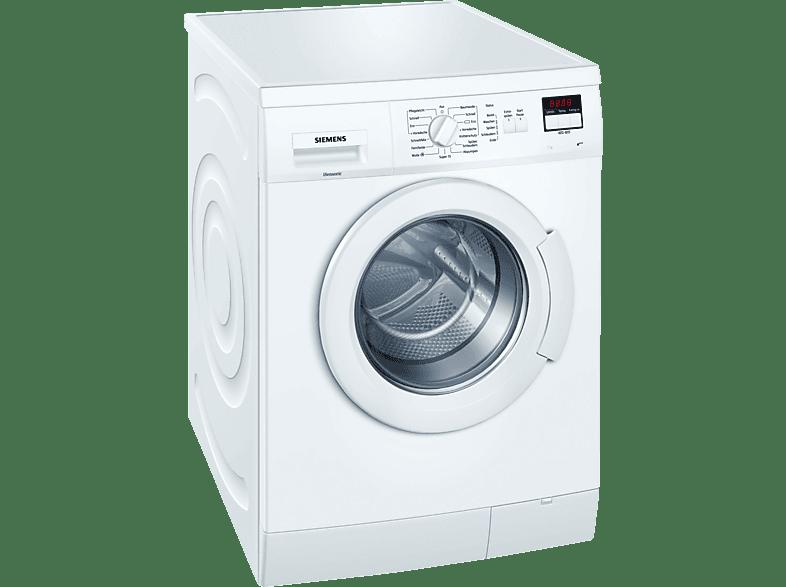 SIEMENS WM14E22A  Waschmaschine (7.0 kg, 1391 U/Min., A+++)
