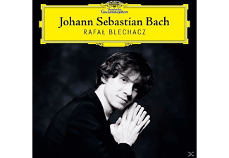 Rafal Blechacz - Johann Sebastian Bach  - (CD)
