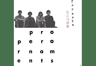 The Proper Ornaments - Foxhole  - (CD)