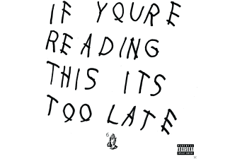 Drake - If You're Reading This It's Too Late (2LP) - (Vinyl)