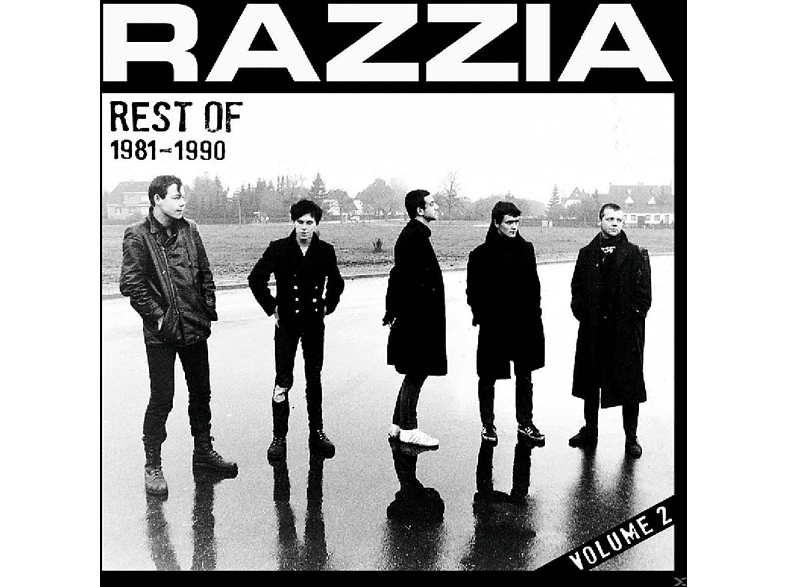 Razzia - Best Of 1981-90 Vol.2 [Vinyl]