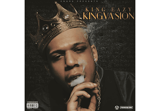 KinG Eazy - Kingvasion   - (CD)