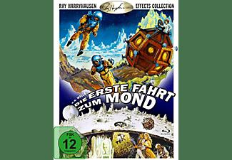 Die erste Fahrt zum Mond / First men in the moon Blu-ray