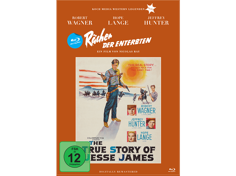 Rächer der Enterbten (Edition Western-Legenden #44) [Blu-ray]