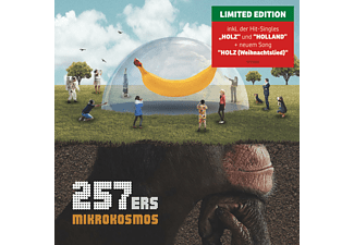 257ers - Mikrokosmos (Exklusive Version inkl. Bonustrack!)  - (CD)