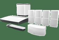 BOSE Lifestyle 600 5.1 Heimkino-System, Bluetooth, Ja, Weiß)
