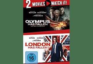 Olympus has fallen-Die Welt in Gefahr/London  DVD