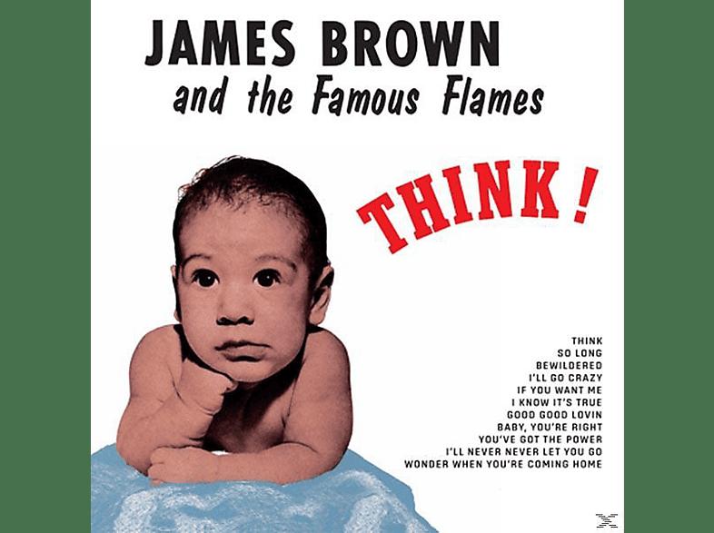 Brown, James / Famous Flames, The - Think [Vinyl]