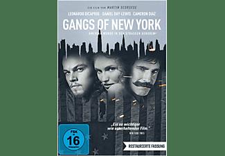 Gangs of New York DVD