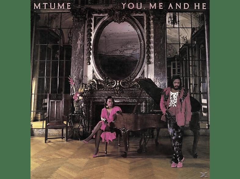 Mtume - You,Me And He-Bonus Tracks [CD]